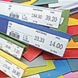 Data Strips-Label Holders-Rails