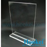Acrylic Sign Stands